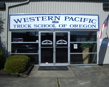 About Western Pacific Truck School